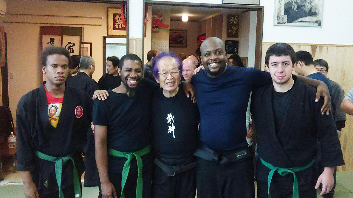 bujinkan-chicago-in-japan